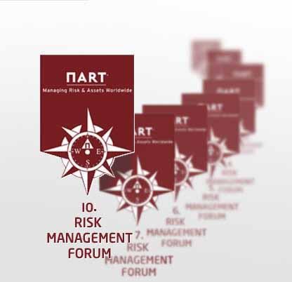 """""""Sanat ve Kültürel Varlıkların Korunması"""" konulu NART Risk Management Forum"""